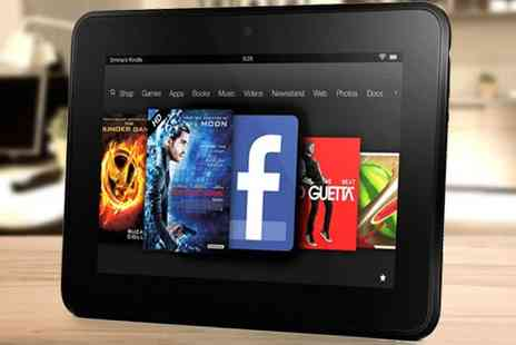 T L X Electrical - Amazon Kindle Fire Wi-Fi 16GB Tablet - Save 38%