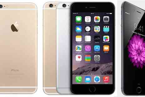 Smart Cherry mobiles - iPhone 6 Plus 16GB or 64GB, on Unlocked - Save 22%