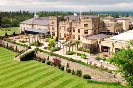 De Vere Slaley Hall - Spa Day including Massage, Facial & G&T Afternoon Tea - Save 54%