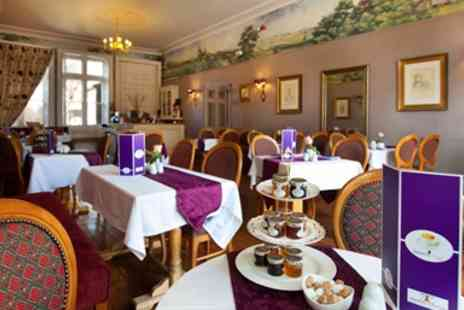 The Charles Cotton Hotel -  Afternoon tea for two - Save 40%