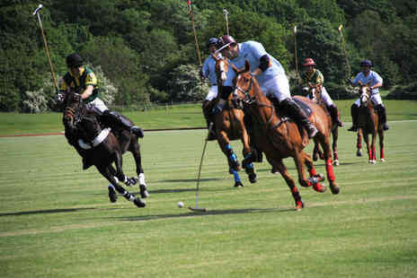 Leadenham Polo Club - Two day luxury polo retreat including tuition and accommodation  - Save 41%