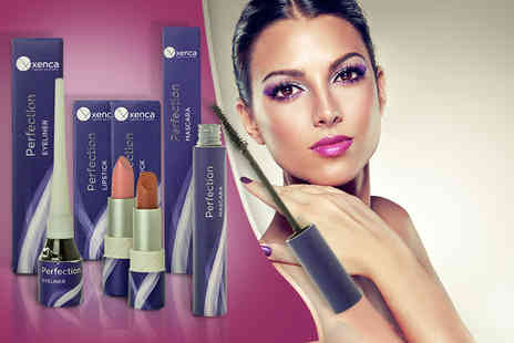 Xenca - Three piece essential makeup bundle  - Save 72%