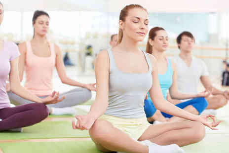 Akasha Yoga - Ten Dru Yoga Classes or Meditation Classes - Save 77%