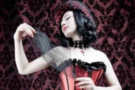 Twist & Pout - Four 90 minute Burlesque dance classes in London or Romford - Save 60%