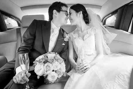 Andrei Kertesz Photography - Eight Hours of Wedding Coverage With Digital Images and Prints  - Save 0%