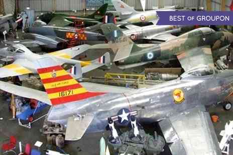North East Land - Entry to Land, Sea and Air Museums For Two - Save 50%