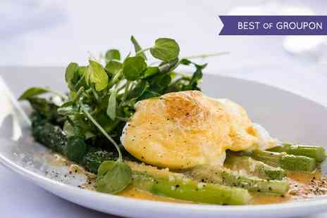 Riverside Brasserie - Three Course Meal With Champagne Cocktail - Save 57%