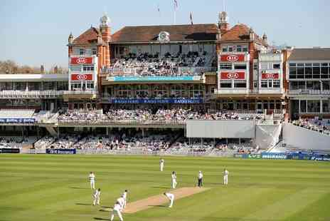 Surrey County Cricket Club - VIP Ticket to Surrey v Gloucester LV County Championship Match  - Save 0%