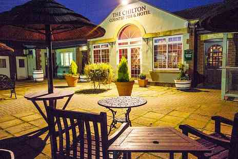 Chilton Country Pub and Hotel - One, Two  or Three Nights stay With Breakfast and Wine - Save 0%