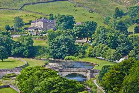 Devonshire Fell Hotel - One Night Stay For Two With Breakfast, Meal and Spa Access - Save 32%
