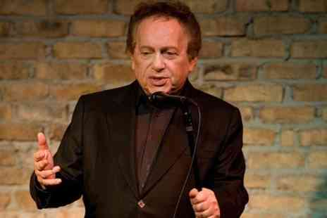 Live Nation - Two Tickets to Jackie Mason Live - Save 0%