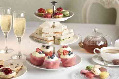Truly Scrumptious Tea Rooms - Sparkling Afternoon Tea For Two - Save 0%