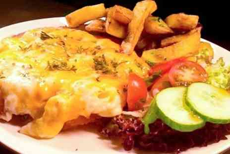 The Hardwick Arms Hotel - Chicken Parmo or Hunters Chicken For Two - Save 54%