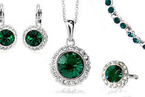 Crazee Trend - Moon River Jewellery Set - Save 91%