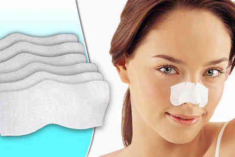 Eden Organic Care - Pack of 36 Deep Cleansing Pore Strips - Save 85%