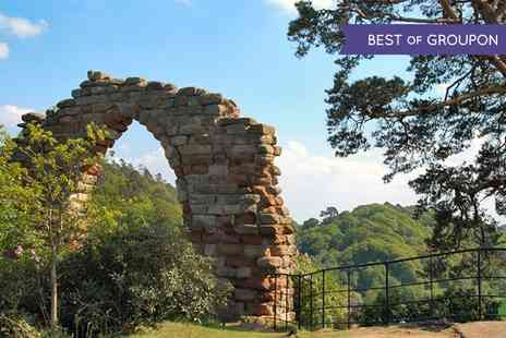 Hawkstone Historic Park and Follies - Family Entry to Hawkstone Historic Park and Follies Plus Three-Course Meal  - Save 40%