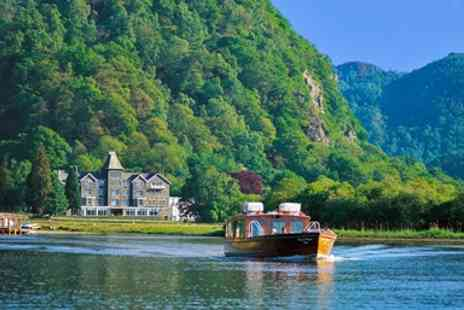 Lodore Falls - Overnight stay Lake District Retreat with Meals - Save 51%