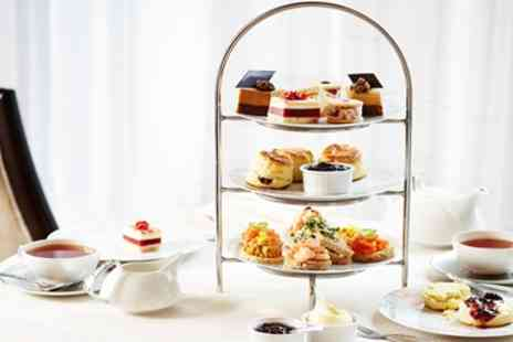 London Park Lane -  Afternoon Tea & Champagne Cocktail  - Save 56%