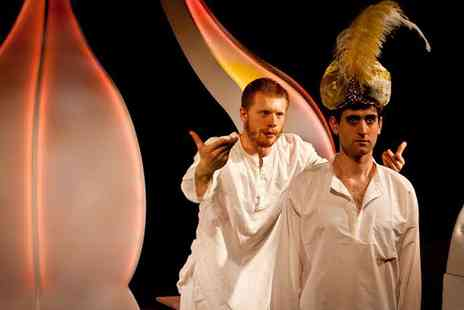 Derby LIVE - One Ticket to Arabian Nights  - Save 12%