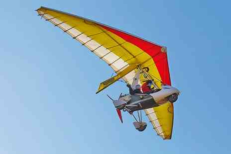 GW Microlights - Microlight Flying Experience - Save 51%