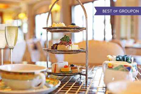The Park International Hotel - Afternoon Tea For Two - Save 53%