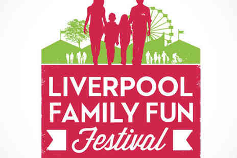 Riversdale Police Club Grounds - Liverpools Fun Family Festival - Save 50%