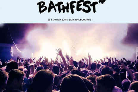 Bath Racecourse - VIP Weekend Ticket to Bathfest 2015 - Save 49%