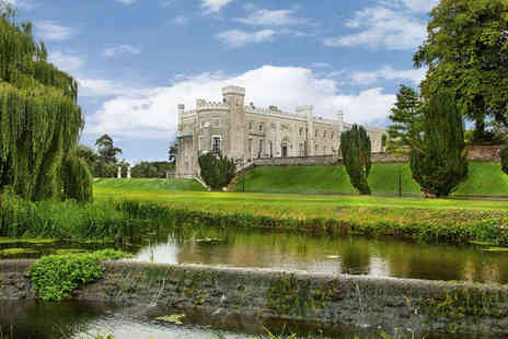 Bellingham Castle - One or Two Night Stay for Two with Full Irish Breakfast Daily, Scones on Arrival, and Late Checkout - Save 41%