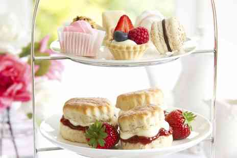 Warbrook House - Afternoon Tea With Prosecco  For Two  - Save 52%