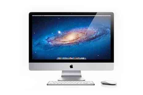 "MACKING - Refurbished Apple iMac 27"" With 3.4Ghz Quad Core i7 Plus 8GB RAM and 1TB HDD  With Free Delivery - Save 0%"