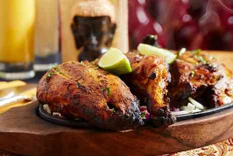 Chickn Lickn - Peri Peri Chicken With Side and Drink For One - Save 0%