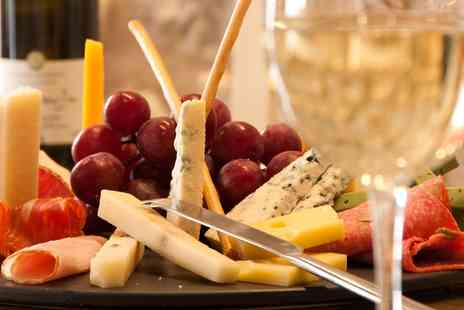 The Melville Bar - Sharing Platter and Wine For Two - Save 51%