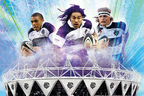 Barbarians vs. Samoa - Child or adult ticket to the Barbarians vs Samoa rugby match - Save 0%