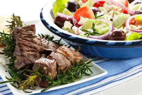 Taste of Cyprus - £30 Towards Food and Drink For Two - Save 50%