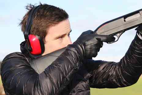 North East Shooting - Shooting Clay Pigeon Experience  - Save 0%