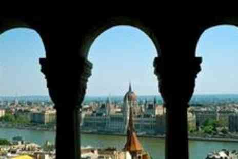 City Traveller - Three night break to Budapest with breakfast and flights - Save 55%