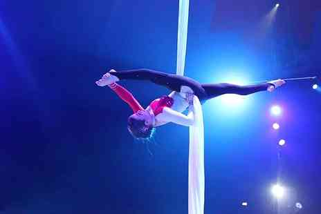 Circus Ginnett - Tickets to Two Circus Ginnett  - Save 50%