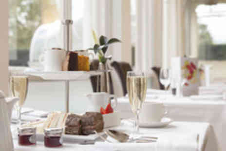 Thistle Hyde Park - Hyde Park Afternoon Tea with Sparkling Wine for Two  - Save 50%