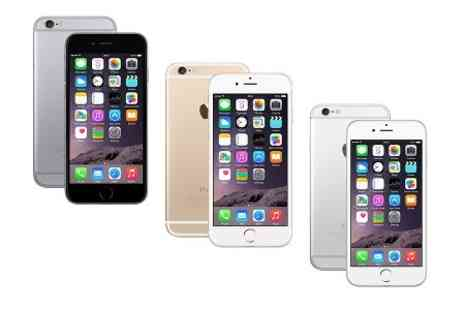 Mobile Phones Direct - iPhone 6 16GB Free Delivery - Save 0%