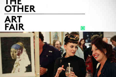 The Other Art Fair - Ticket to The Other Art Fair on June 5 - Save 55%