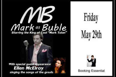 Beechill Inn - One Ticket to A Michael Buble Tribute Night - Save 50%
