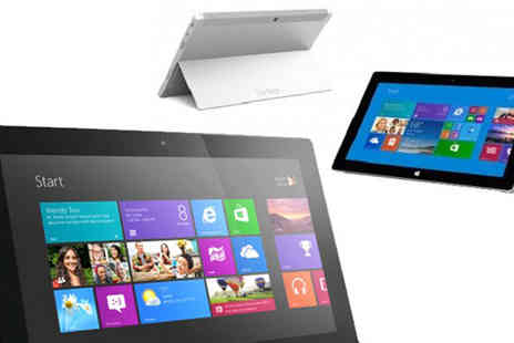 "T.L.X Electrical Ltd - Microsoft Surface 10.6"" Tablet PC 32GB - Save 57%"