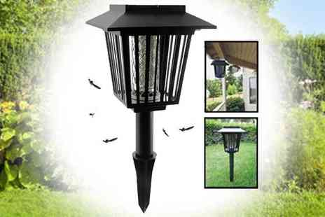 Euro Field - Solar Powered Pest Killer - Save 33%