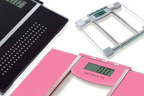 Verage Group - 7 in 1 Digital Body Fat and Weighing Scales - Save 0%