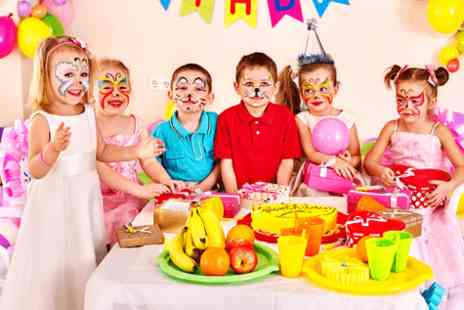 Cheeky Parties - Birthday Party for up to 20 on Saturday or Sunday - Save 0%