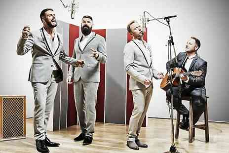 Liz Hobbs Group - One Tickets to Boyzone at The Newark Festival  - Save 0%