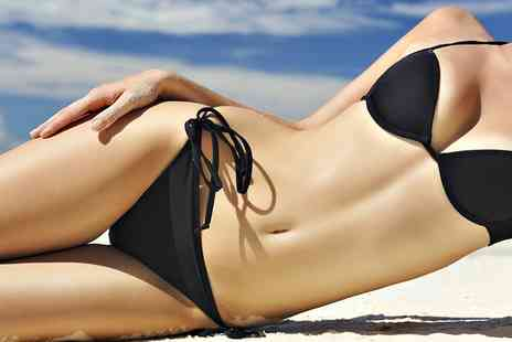 Exquisite Look - Brazilian or Hollywood Wax Plus Underarms - Save 50%