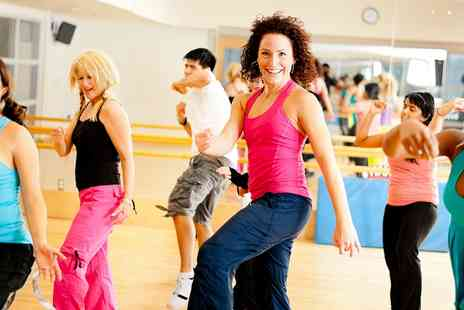 Dance with Life - Five Zumba Classes - Save 70%