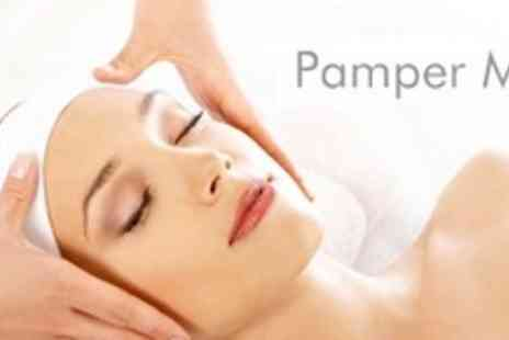 Pamper Me - Pamper Package With Acupressure Facial, Scalp and Shoulder Massage - Save 64%