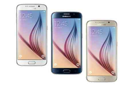 Mobile Phones Direct - Samsung Galaxy S6 Free Delivery - Save 0%